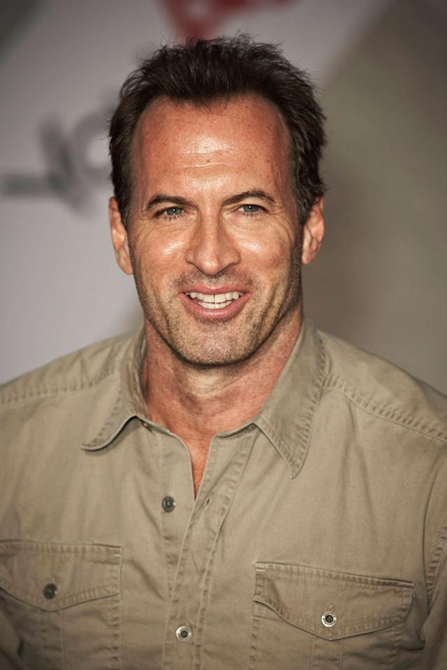 """<a href=""""http://movies.yahoo.com/movie/contributor/1800176239"""">Scott Patterson</a> attends the Los Angeles premiere of <a href=""""http://movies.yahoo.com/movie/1810111331/info"""">You Again</a> on September 22, 2010."""