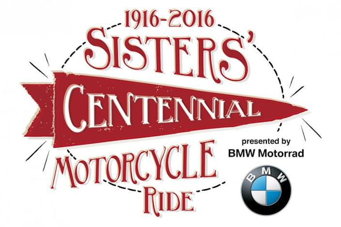 Sisters Centennial Motorcycle Ride