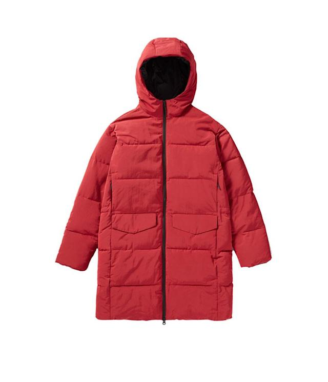 "<p>Everlane Long Puffer Jacket, $168, <a href=""https://www.everlane.com/products/womens-long-puffer-jacket-ruby?collection=womens-outerwear"" rel=""nofollow noopener"" target=""_blank"" data-ylk=""slk:everlane.com"" class=""link rapid-noclick-resp"">everlane.com</a><br> (Data: Long Tall Sally, Instagram) </p>"