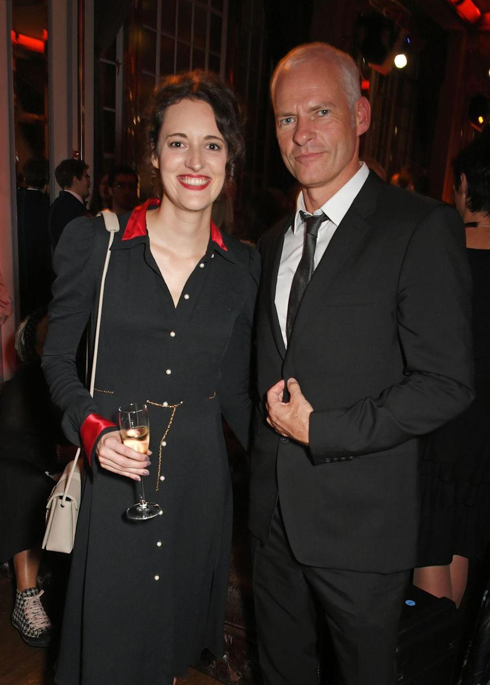 "<p>For those hoping for a real-life romance between Fleabag and the Hot Priest, no such luck. Waller-Bridge has been quietly dating <em>Three Billboards Outside Ebbing, Missouri </em>filmmaker McDonagh <a href=""https://www.elle.com/culture/celebrities/a29181228/who-is-martin-mcdonagh-phoebe-waller-bridge-boyfriend/"" rel=""nofollow noopener"" target=""_blank"" data-ylk=""slk:for about two years"" class=""link rapid-noclick-resp"">for about two years</a>. The Emmy winner has evaded questions about their relationship in interviews, telling <em><a href=""https://www.vogue.com/article/phoebe-waller-bridge-cover-december-2019"" rel=""nofollow noopener"" target=""_blank"" data-ylk=""slk:Vogue"" class=""link rapid-noclick-resp"">Vogue</a> </em>in late 2019, ""I'm much braver in my writing life."" </p>"