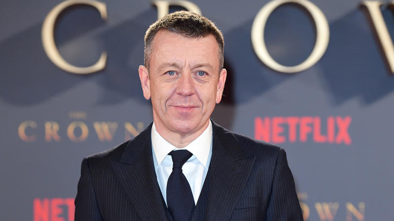 The Crown creator Peter Morgan