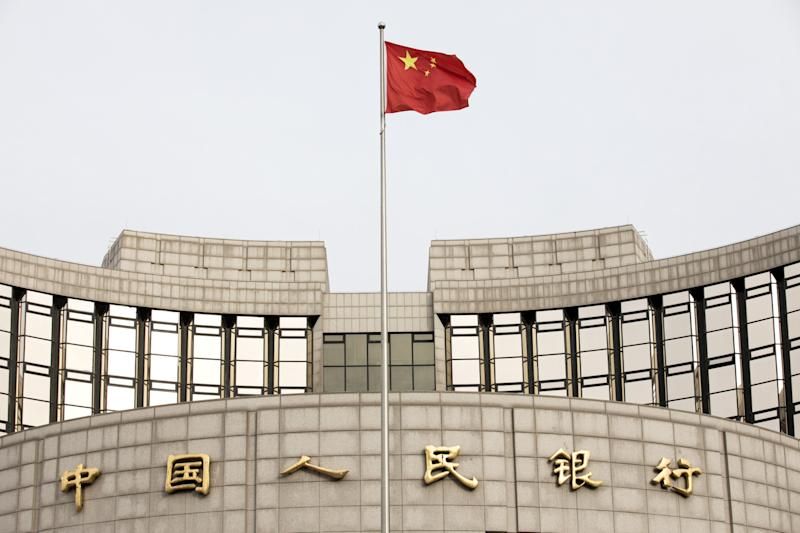 Yuan Ends Record Losing Streak as Central Bank Seen Stabilizing