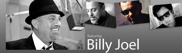 Billy Joel Then & Now