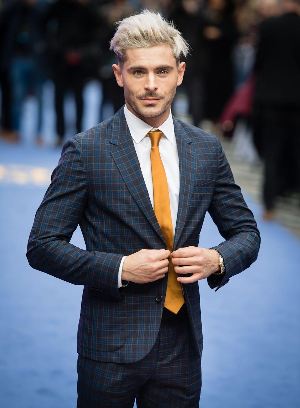 <p>After growing up in the public eye, Efron (now 32) is a full-fledged movie star. Most recently, he garnered praise for his portrayal of serial killer Ted Bundy in Netflix's <em>Extremely Wicked, Shockingly Evil and Vile</em>.</p>
