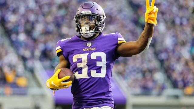 Chuck Foreman is very optimistic about the Vikings RB situation