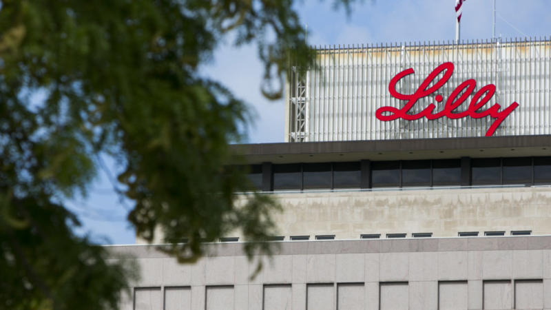Lilly will cut 3,500 jobs, or 8 percent of its global workforce, to revamp