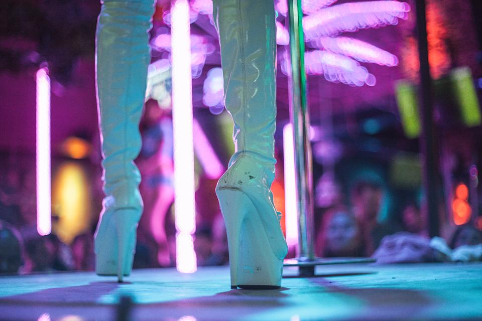 Can strip clubs ever be feminist? [Photo: Getty]