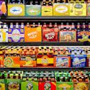 <p>Sometimes you can count on a decent sale to pop up on your favorite beer or wine, but buying booze at a grocery store can cost you far more than simply heading to a liquor store or buying in bulk at places like Costco, which has all the brands you love.</p>