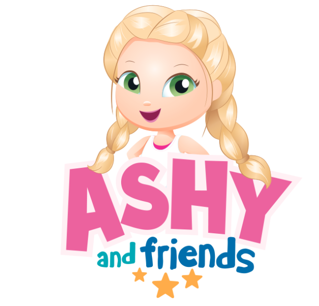Ashy & Friends is a show and cartoon series aimed at kids between the ages of 1 and 6. Photo: ashybines.com