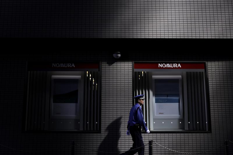 Quant Blame Game Over Stock Sell-Off Pits Nomura Against Nomura