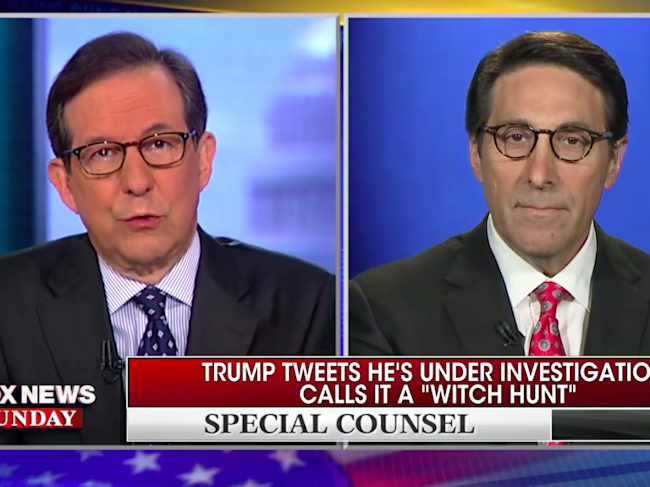 chris wallace jay sekulow