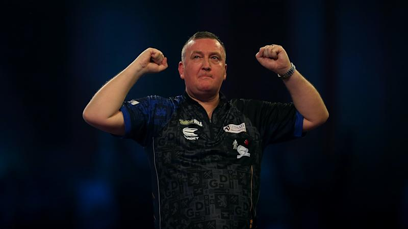 Glen Durrant produces fine comeback to draw with Gary Anderson
