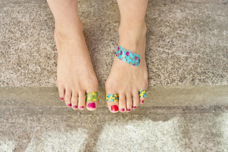 Say bye bye to boo boos and hello to happy, supported feet. (Photo: Getty Images)