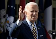 US President Joe Biden has worked to offer hope to his country, vowing a return to some kind of normality by July 4