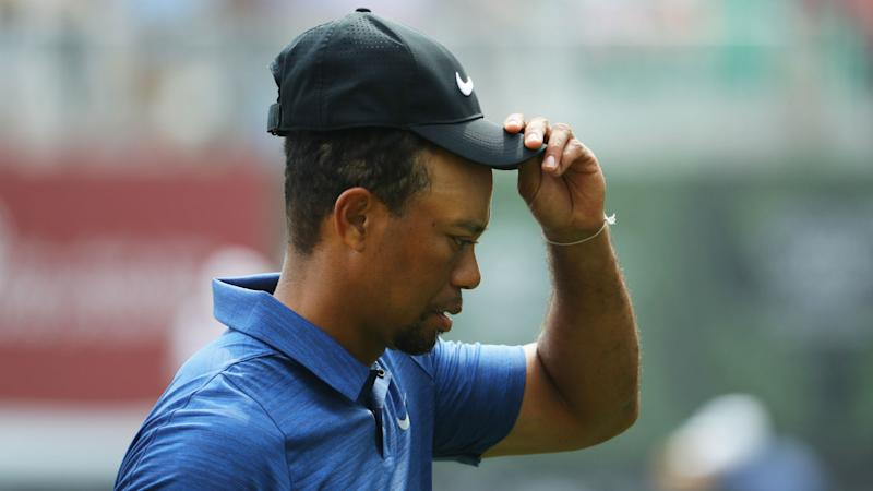 Tiger Woods arrested on DUI charge in Florida
