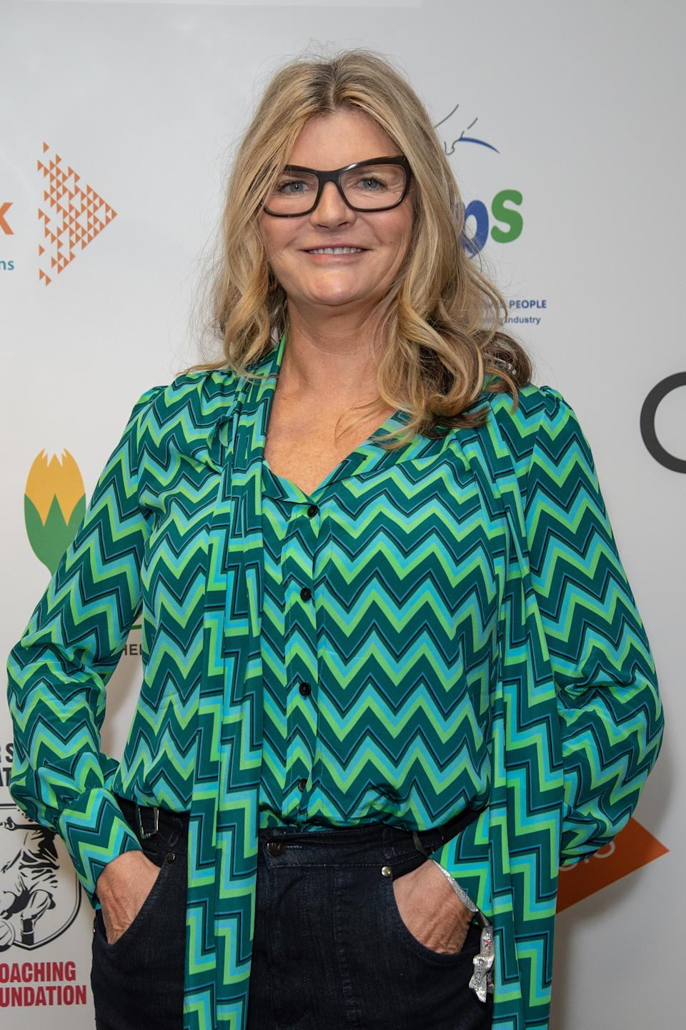 Susannah Constantine revealed last year that she is an alcoholic who has been in recovery for seven years. (PA Images)
