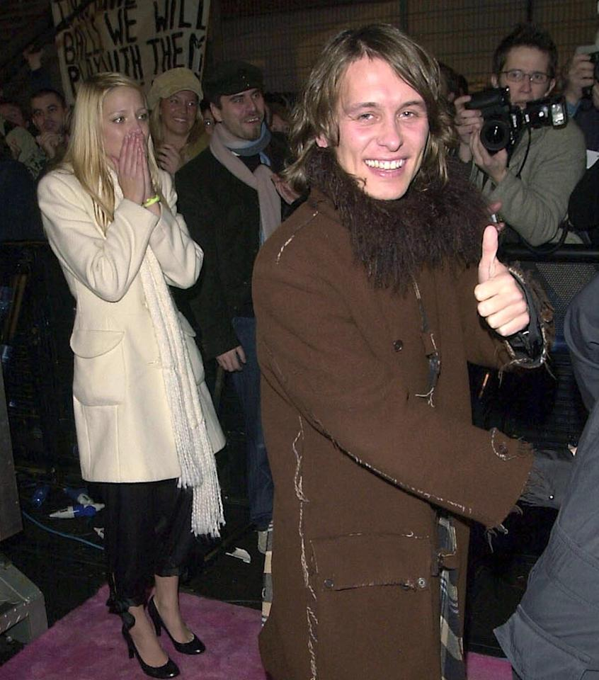 <p>Take That band-member Mark Owen won the 2nd ever Celebrity Big Brother in 2002. In its junior years CBB still attracted major celebrities, and Mark Owen beat fellow contestants Anne Diamond, Goldie, Les Dennis, Melinda Messenger and Sue Perkins. Owen won 77% of the public vote against runner-up Dennis, and broke down in tears upon leaving the CBB house.<br />Credit:REX/Shutterstock </p>