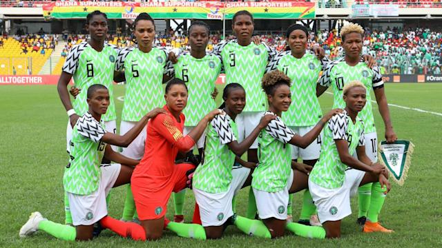 The Super Falcons made a losing start in their Women's World Cup preparatory game in China on Thursday.