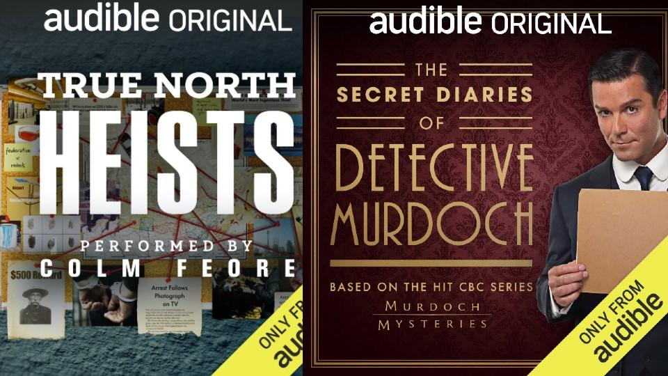 Audible.ca, $14.95/month