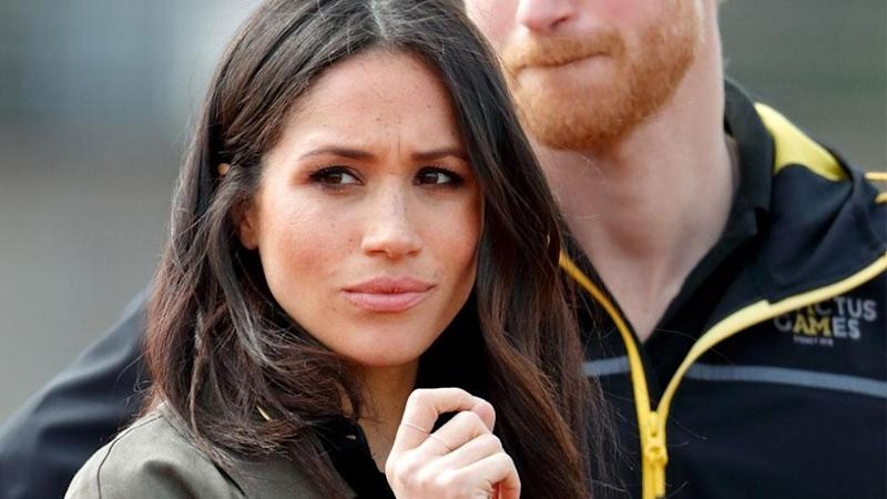 Camilla is said to be plotting against Meghan. Photo: Getty
