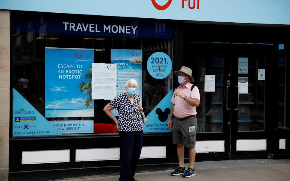 Tour operator Tui has pledged to pay refunds by the end of the month