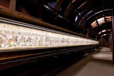 Calls for Bayeux Tapestry to go on display in Sussex