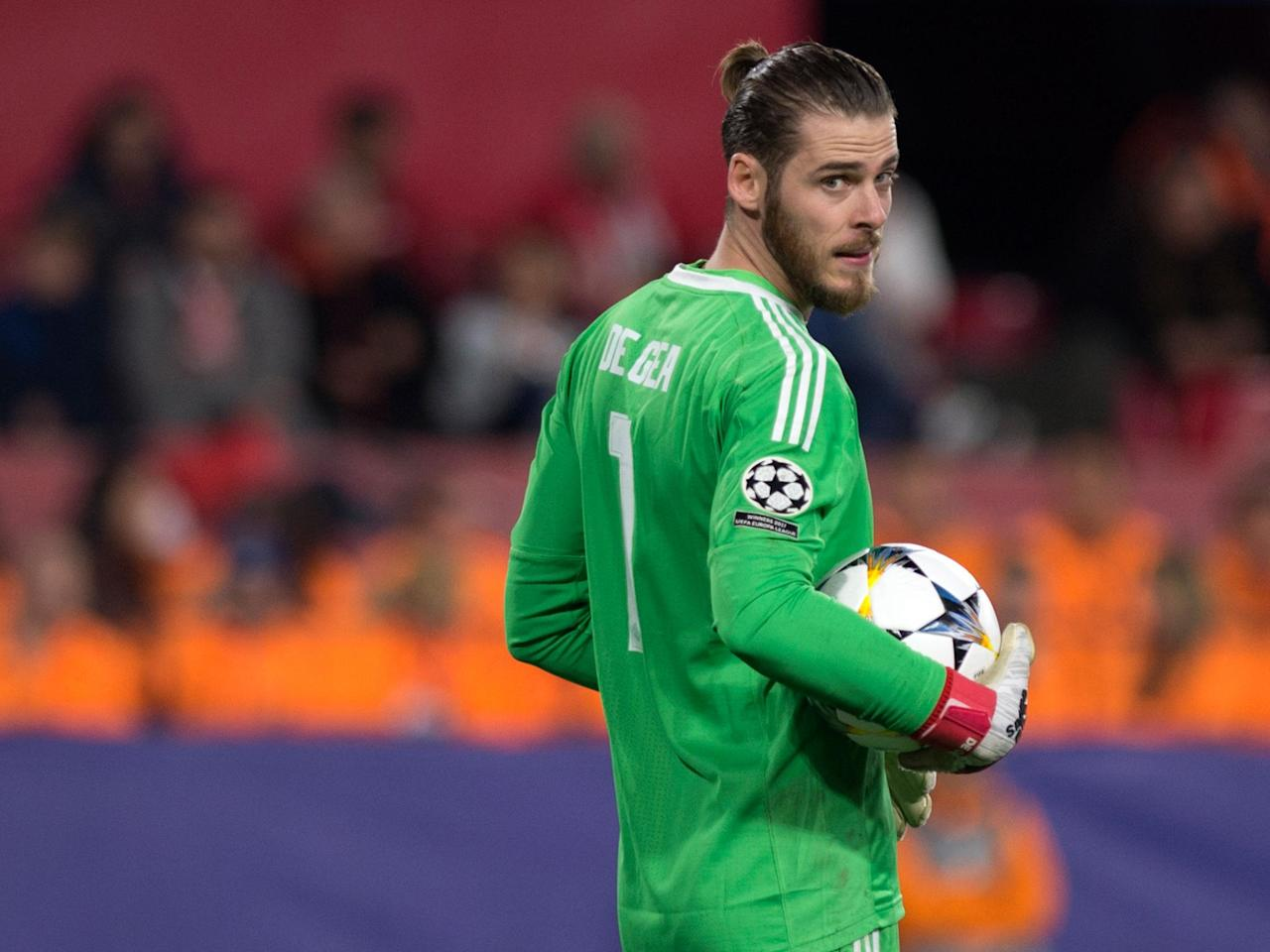 Manchester United players 'had doubts' about David de Gea when he first joined, reveals Rio Ferdinand