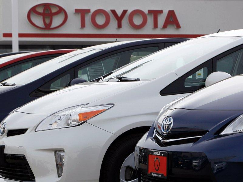 Toyota recalls over 12,000 cars in Aust