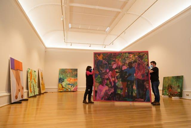 John Moores Painting Prize 2020
