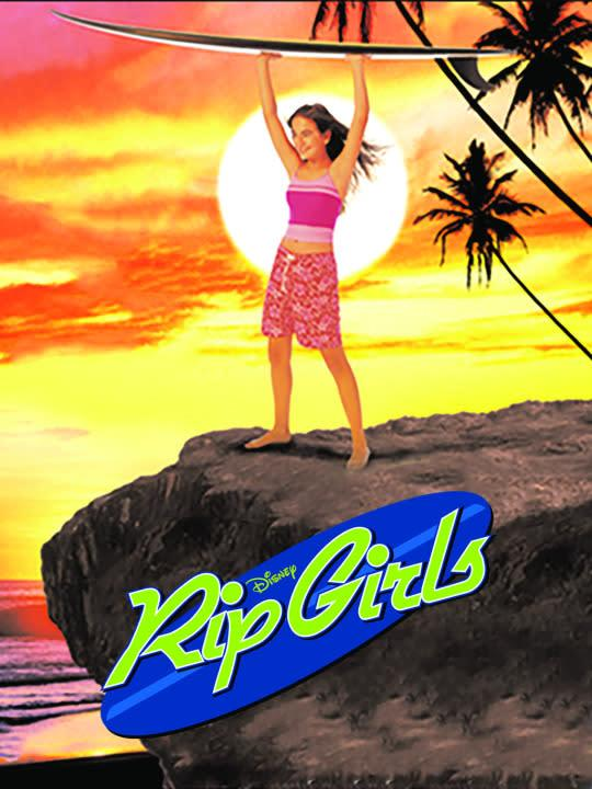 <p>Camilla Belle (<em>When a Stranger Calls</em>) stars as a teenage girl with a troubled past who finds redemption in the sweet, forgiving arms of the ocean. Is that salt on your face from the seabreeze or the tears? It's from both. <i>(Credit: Disney Channel)</i> </p>
