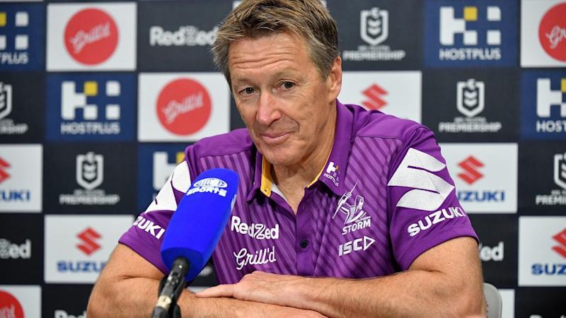 NRL STORM ROOSTERS