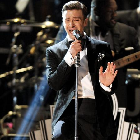 Justin Timberlake unveils music video