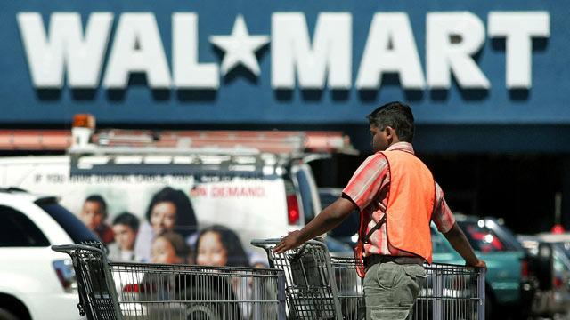 Walmart Workers Threaten Strike