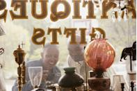 <p>Something about fall and antique stores just fit, so head out on a modern-day treasure hunt whether you have the redecorating bug or not. Make a game out of finding the quirkiest pieces in the store.</p>