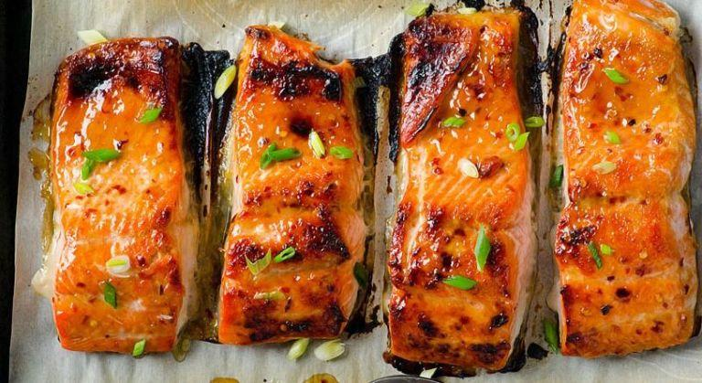 44 super simple healthy seafood recipes for Healthy fish dinner recipes