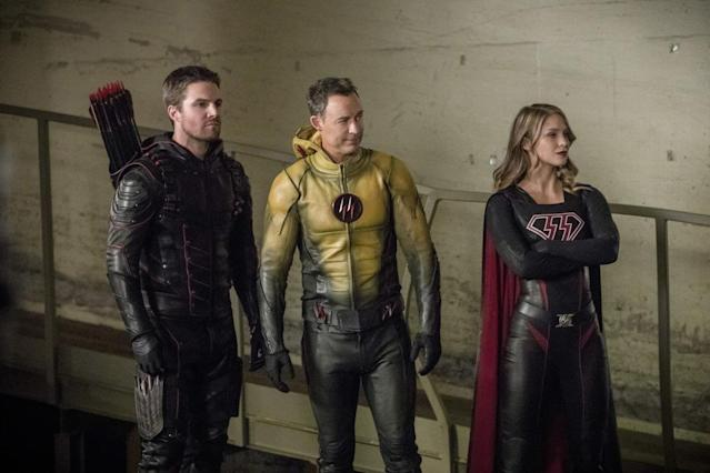 Your TV To-Do List: Prepare for a 'Crisis' in the DC TV Universe