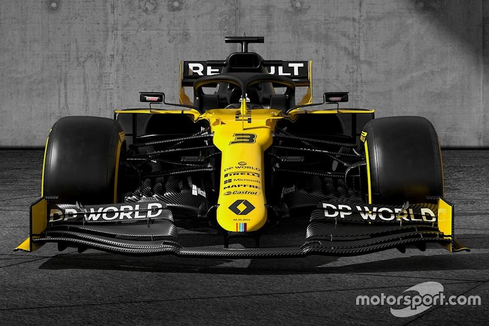 "Renault F1 Team (R.S.20)<span class=""copyright"">Liberty Media</span>"