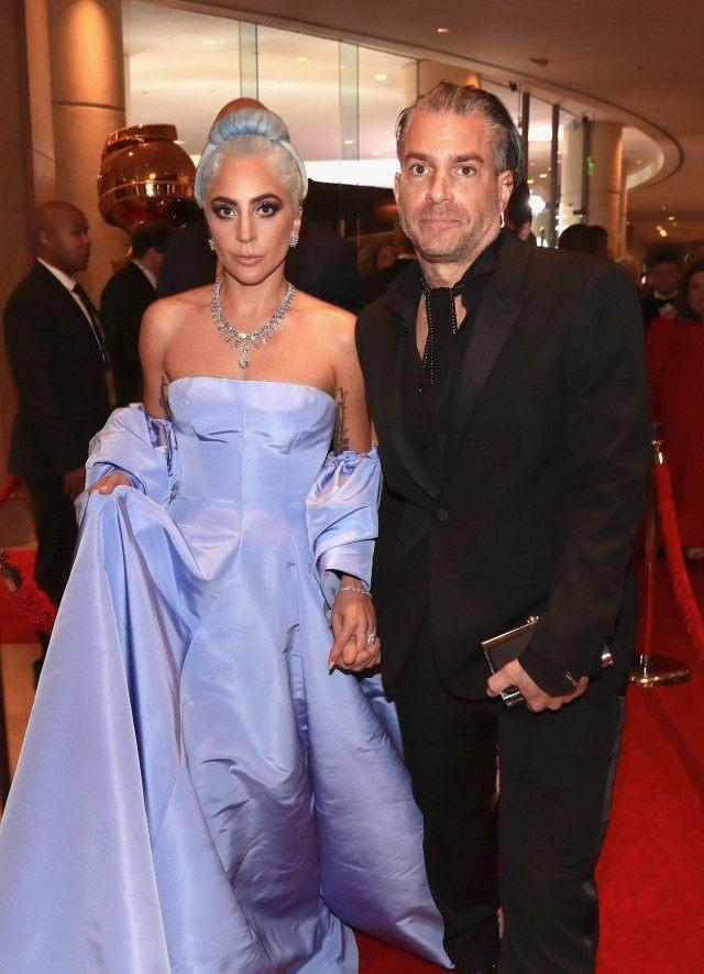 Lady Gaga is all about savoring the moment.