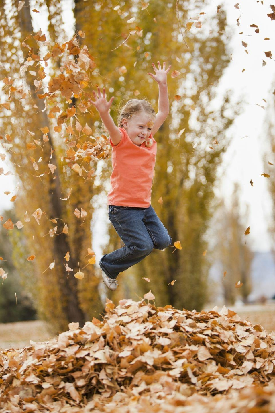 "<p>The best way to make raking leaves less of a chore? Promise your kids a chance to dive right into the biggest pile in the yard—after which you'll need all hands on deck to pack them up into trash bags. </p><p><a class=""link rapid-noclick-resp"" href=""https://www.amazon.com/Inch-Adjustable-Garden-Leaf-Rake/dp/B00H0D7ISC/ref=sr_1_1?tag=syn-yahoo-20&ascsubtag=%5Bartid%7C10050.g.2633%5Bsrc%7Cyahoo-us"" rel=""nofollow noopener"" target=""_blank"" data-ylk=""slk:SHOP RAKES"">SHOP RAKES</a></p>"