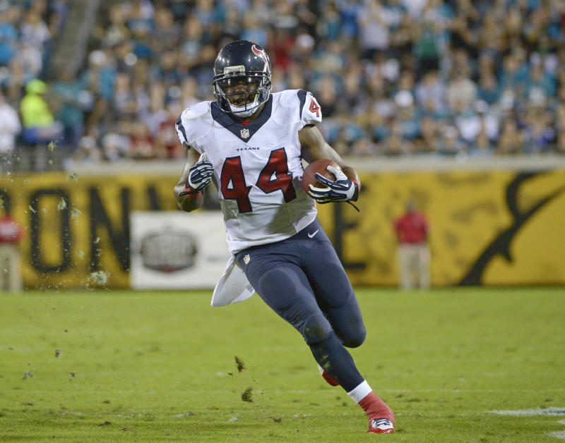 Browns sign free agent RB Ben Tate