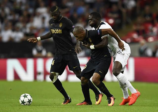 Monaco privé de Sidibé et Bakayoko à Dortmund/Photo prise le 14 septembre 2016/REUTERS/� Dylan Martinez / Reuters