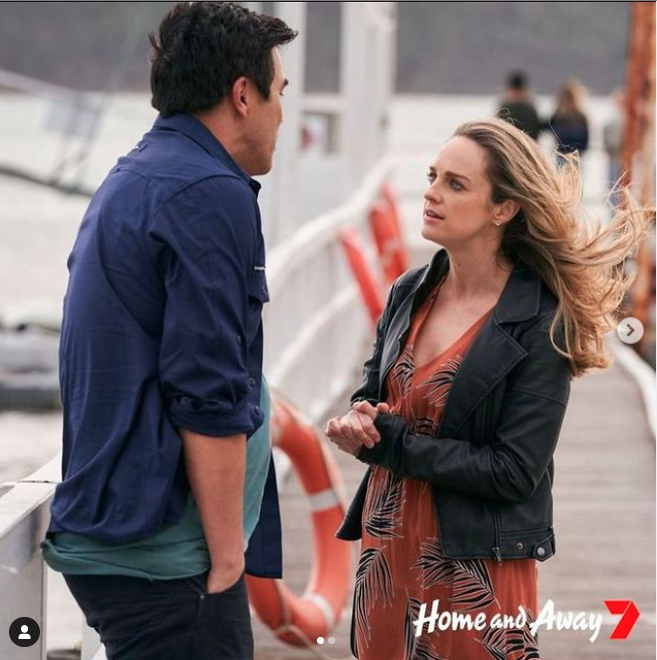 Penny McNamee on Home and Away