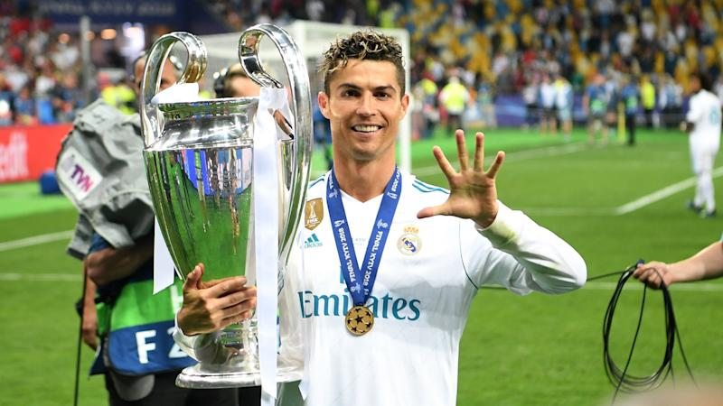 Cristiano Ronaldo would have made Madrid favourites against Man City - Adebayor