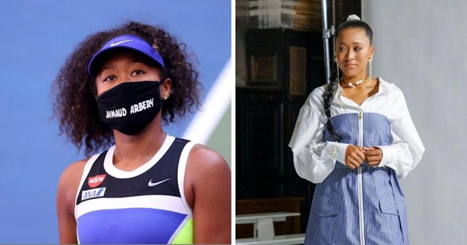 大坂直美|Naomi Osaka(Courtesy of Naomi Osaka/Instagram/The ChinaPost)