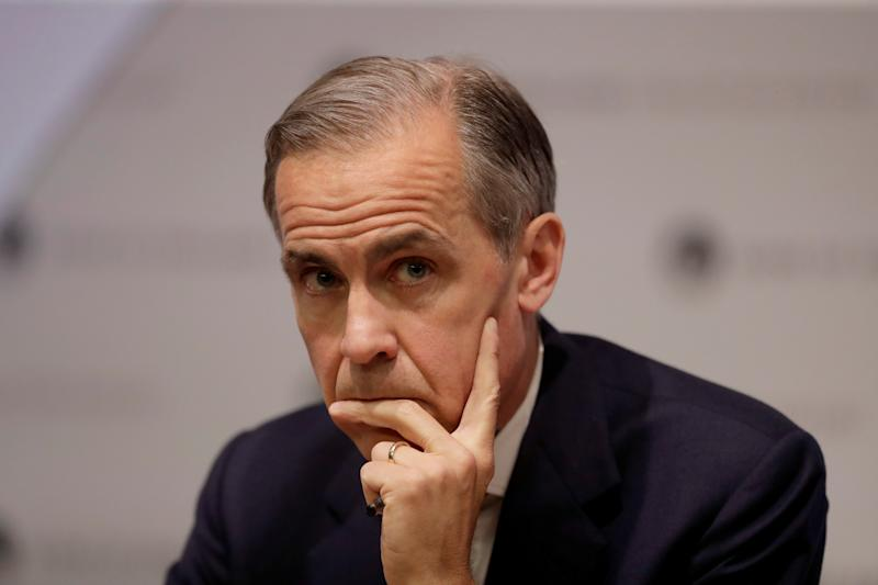 IMF job? Ask me later, says Bank of England's Carney