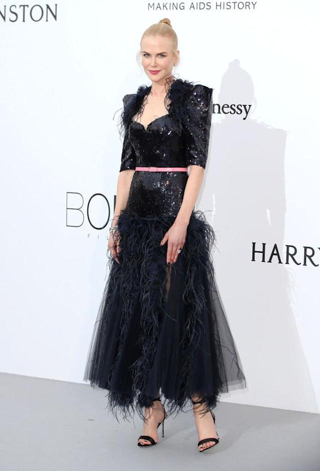 Nicole Kidman in Chanel (Photo: Getty Images)