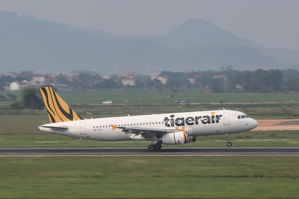 Tigerair issues a heartbreaking final boarding call. Source: Getty