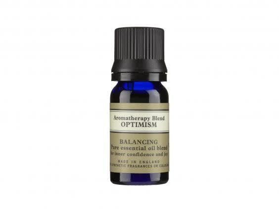 This comforting blend of essential oils will help you relax and feel calmer during your yoga practice (Neal's Yard)