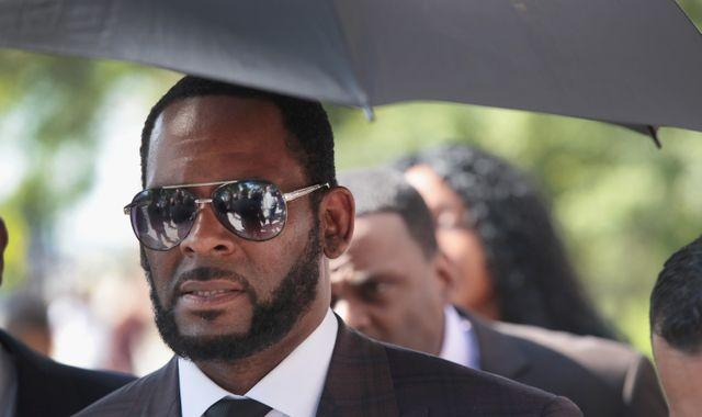 R Kelly 'attacked in jail' after prison 'bans visitors due to his rowdy fans outside'