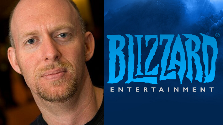 Blizzard Co-Founder is Leaving the Company